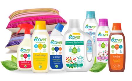 Ecover eko produkty, domácnosť